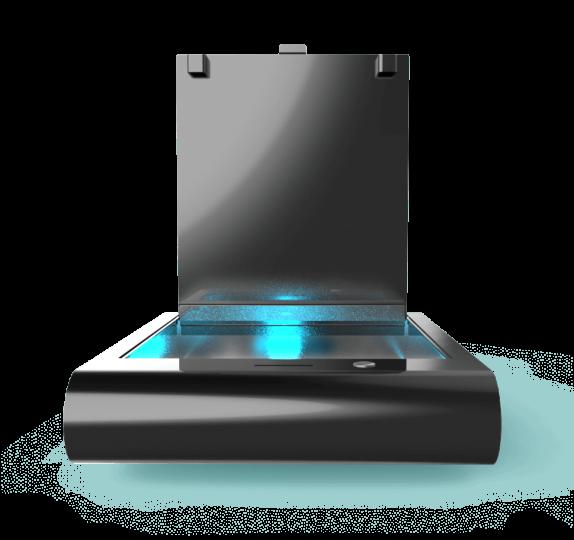 HYBOXUV - Desinfecção de objectos com Luz UV-C img 4
