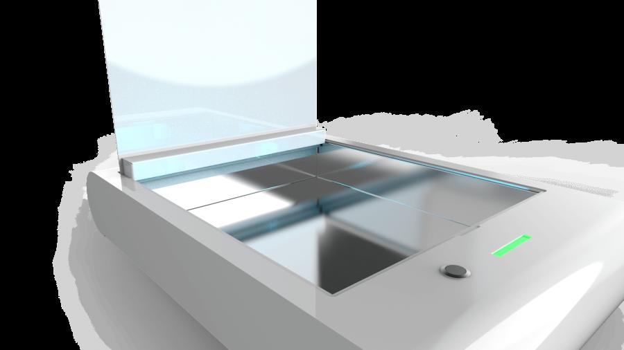 HYBOXUV - Desinfecção de objectos com Luz UV-C img 2