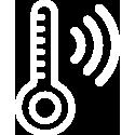 HAMBIRE - THERMA Y10 - Medidor de temperatura corporal